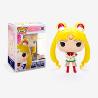 Funko Pop! Sailor Moon Super Sailor Moon Vinyl Figure - BoxLunch Exclusive