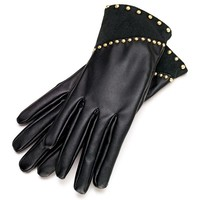 FOREVER Selected by Paula Abdul Studded Rocker Glove