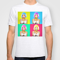 BEEZ IN THE POP, nicki minaj T-shirt by Lovejonny