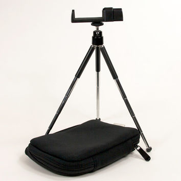 Travel Case and Tripod for 25-Lumen Pocket Projector Slim—Buy Now!