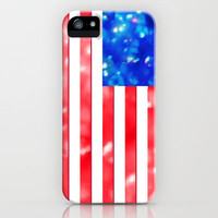 Red, White, and Blue iPhone Case by Beth - Paper Angels Photography | Society6