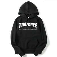 Womens Thrasher Hoodies Sweatshirt