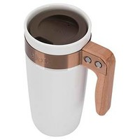 Ello Fulton 16oz Ceramic Travel Mug - White