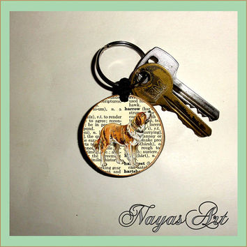 Dog monogramed keychain, monogramed keychain, wooden keychain, car key chain, luggage keychain, backpack keychain, wood pattern personalized