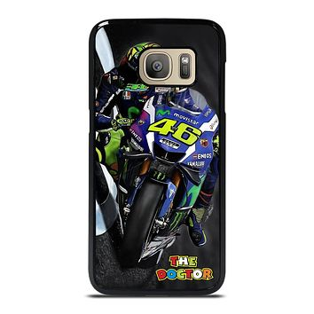 MOTO GP ROSSI THE DOCTOR STYLE Samsung Galaxy S7 Case