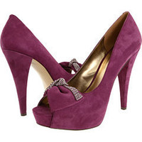 Nine West Keglohkeh Purple Suede - 6pm.com
