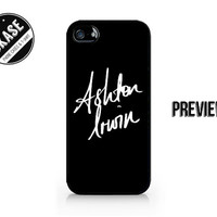 Ashton Irwin - Ash - 5SOS - 5 Seconds of Summer - Available for iPhone 4 / 4S / 5 / 5C / 5S / Galaxy S3 / S4 / S5 - 616