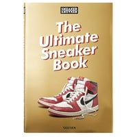 The Ultimate Sneaker Coffee Table Book