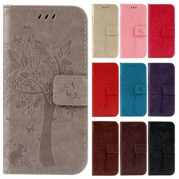 3D Tree Phone Case