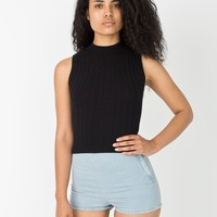 Knit Rib Tank | American Apparel