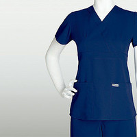 Grey's Anatomy Scrub Top 4153 Indigo