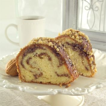 Sandy's Sour Cream Coffee Cake. Buy Cakes Online | Sweet Street Desserts