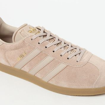 adidas Gazelle Brown and Gum Shoes at PacSun.com