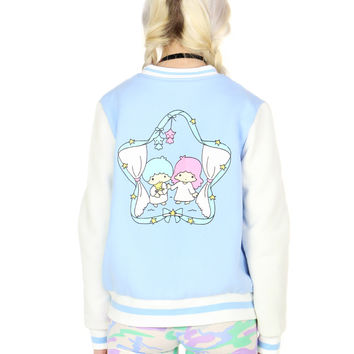KIKI AND LALA BASEBALL JACKET
