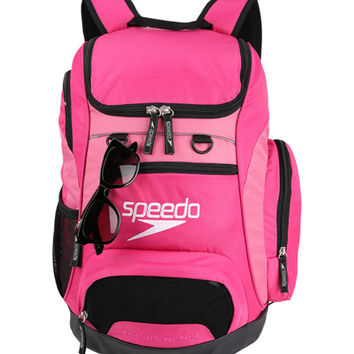 Speedo Medium 25L Teamster Backpack at SwimOutlet.com - Free Shipping