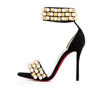 Christian Louboutin Tudor Bal 100MM High Heels