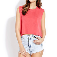 Cool Girl Cropped Tee