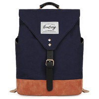 EcoCity Fashion School Bookbags Travel Laptop Backpack