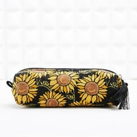 Sunflower Pencil Case - Urban Outfitters
