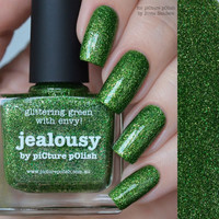 Picture Polish Jealousy Nail Polish