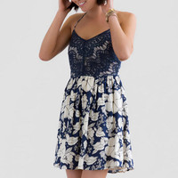 Kapalua Floral Lace Dress