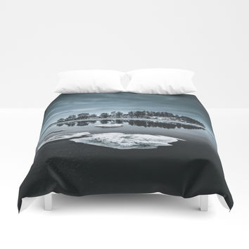 Only pieces left Duvet Cover by happymelvin