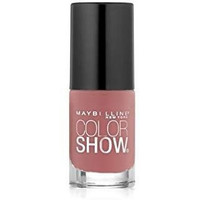 Maybelline New York Color Show Nail Lacquer, Pink and Proper, 0.23 Fluid Ounce