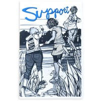Support: A Zine About Supporting Survivors of Sexual Abuse -- Zine