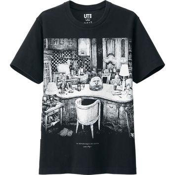 MEN TAIYOU. CRECY GRAPHIC SHORT SLEEVE T-SHIRT | UNIQLO