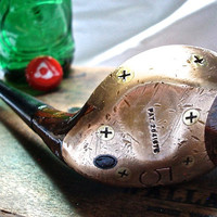 Golf Club Bottle Opener -- 1950's Wilson 5 Wood 'Spoon' Golf Club