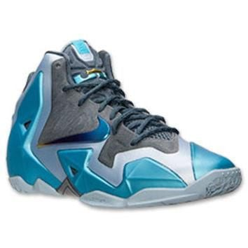 Boys' Grade School Nike LeBron XI Basketball Shoes