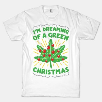 I'm Dreaming of a Green Christmas