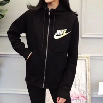 Nike Zip Up Hoodie Jacket Sweater Sweatshirts