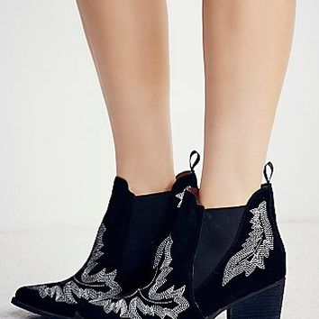 Free People Frontier Stitch Boot