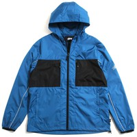 3M Nylon Paneled Jacket Blue