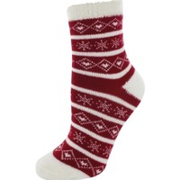 Yaktrax Youth Cozy Cabin Crew Sock