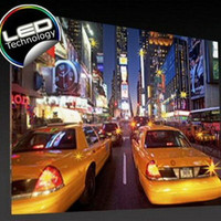 0-001787>Late Night Taxi on Time Square LED Enhanced Canvas Wall Art