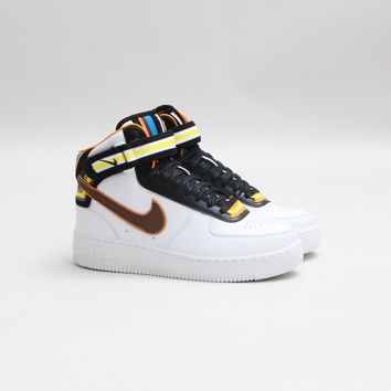 CNCPTS   Nike Air Force 1 Mid SP Tisci (White Baroque Brown) 1a53fe138