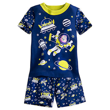 Buzz Lightyear PJ PALS Short Set for Boys | Disney Store