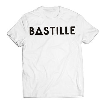 Bastille logo band Clothing T Shirt Men