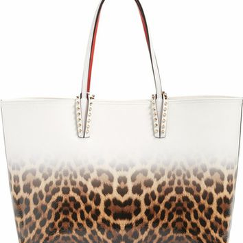 Christian Louboutin Cabata Leather Tote | Nordstrom