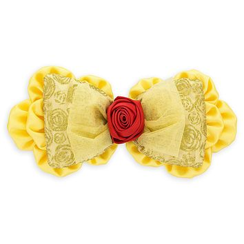 Disney Parks Belle Bow Swap Your Bow New with Tags