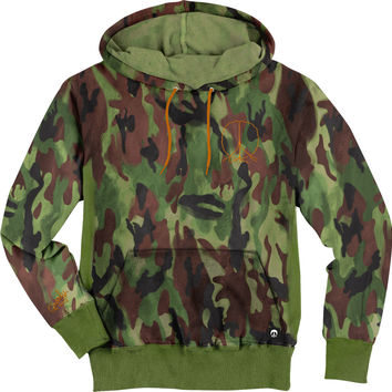 Gnarly Premium Pullover Hoodie - Camo