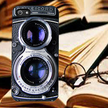 Rolleiflex Classic Old Vintage Camera for iPhone 4/4S/5/5S5C Case, Samsung Galaxy S3/S4 Case, iPod Touch 4/5 Case