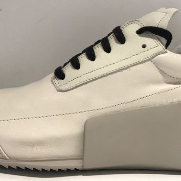 Adidas X Rick Owens RO Level Runner Low Romilk roblack BY2992