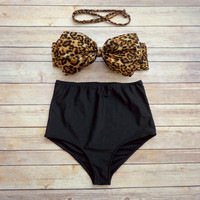 Isabelle High Waisted Bikini