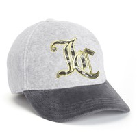 HERITAGE VELOUR TRUCKER HAT