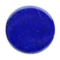 39.70CTS Natural Lapis Lazuli Stone 40x40mm Loose Cabochon Gemstone