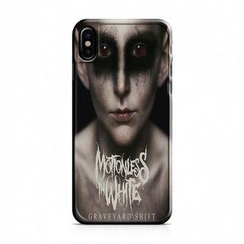 Motionless in White iPhone X Case