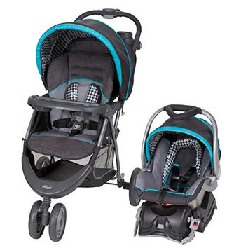 Baby Stroller And Car Seat Travel System Luxury And Heavy Duty